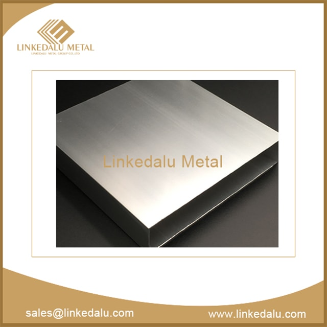 aluminum rectangular tube (silver anodizing)