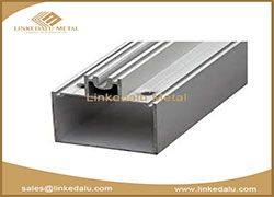 aluminium extrusion curtain wall