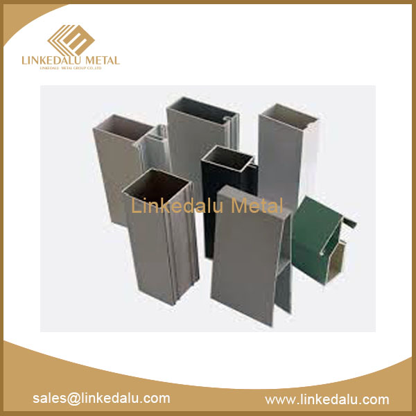 extruded curtain wall