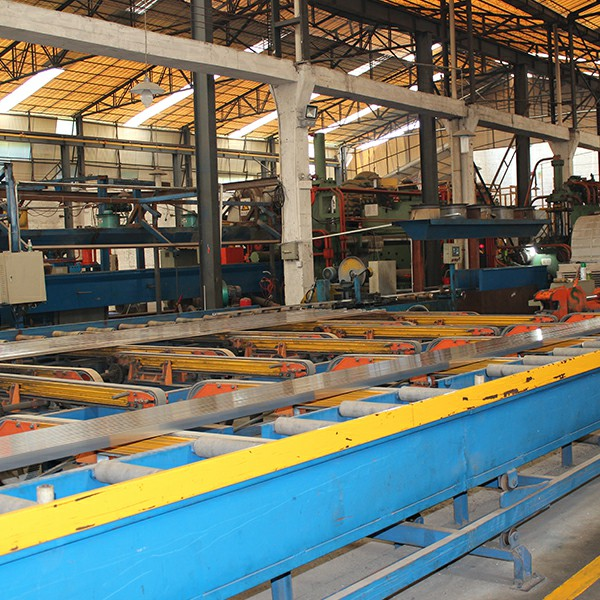 aluminium extrusion equipment