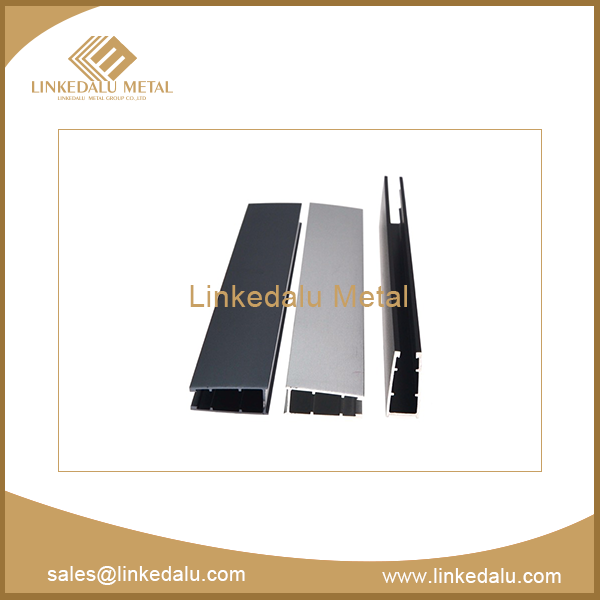 Shower Aluminum Extrusion, Industrial Aluminum Extrusion
